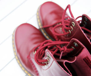 beautiful, dr martens, and fashion image
