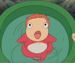 Ponyo and cute image