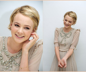 actress, Carey Mulligan, and cute image