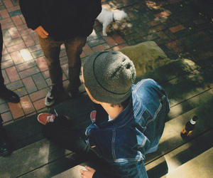 boy, hipster, and photography image