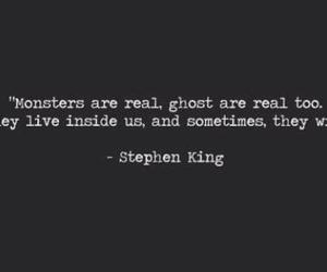 monster, quotes, and ghost image