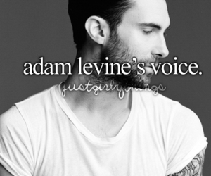 adam levine, voice, and maroon 5 image