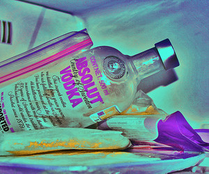 vodka and absolut image
