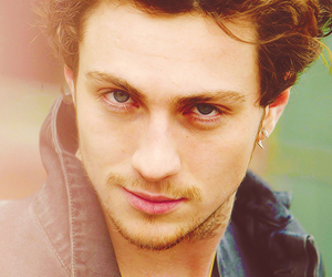 aaron johnson, sexy, and Hot image