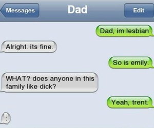 gay, iphone text, and iphone text messages image