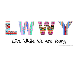 one direction, lwwy, and zayn malik image