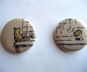 bath, button, and pin image