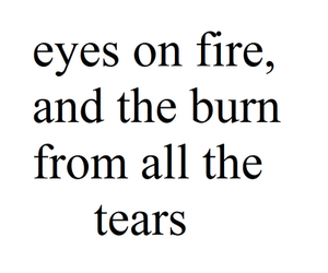 pink, quote, and tears image