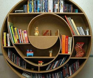 book shelf, porn, and shelf image