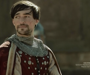 gorgeous, blake ritson, and world without end image