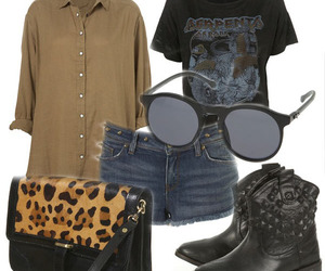 boots, Top Shop, and fashion image
