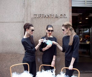 fashion, tiffany, and model image