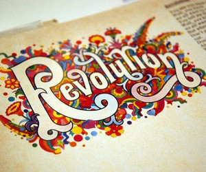 revolution, the beatles, and book image