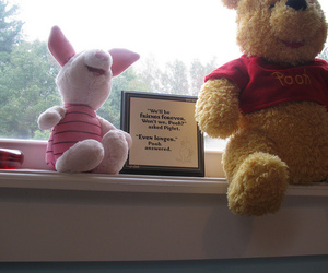 bear, piglet, and pooh image