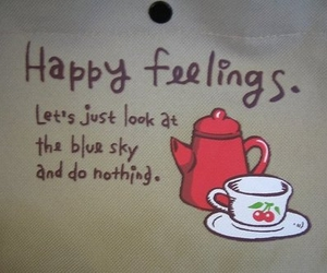 happy, text, and feelings image