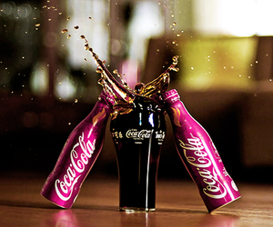 coca cola, coca-cola, and photography image