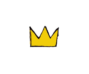 crown and drawing image