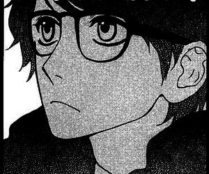 manga, manga boy, and hirunaka no ryuusei image