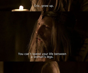 true blood and viking image