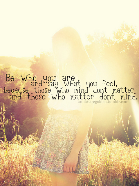 24 images about be yourself quotes on we heart it see more about