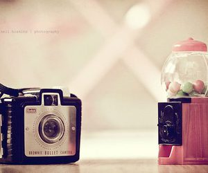 camera, cute, and candy image