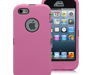 pink and cheap iphone 5 cases image