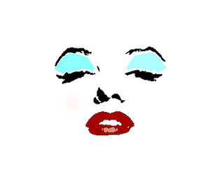 Marilyn Monroe and celeb portraits image