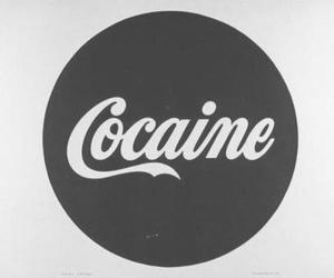 cocaine, drug, and drugs image
