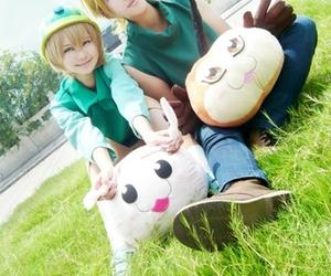 cosplay, ishida yamato, and cute image