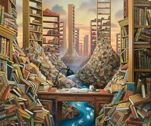 books and story image