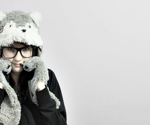 cutee, hat, and grr image