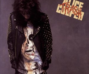 alice cooper, trash, and rock image