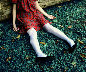 doll, girl, and legs image
