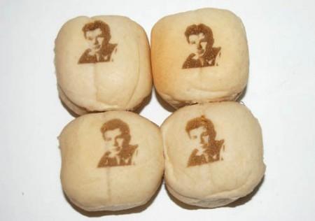 bread, prank, and Rick Astley image