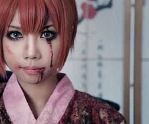 cosplay, gintama, and kagura image