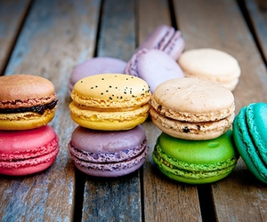 colors and food image