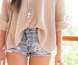 cool, fashion, and shorts image