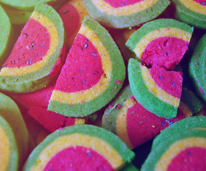 Cookies, sweets, and watermelons image