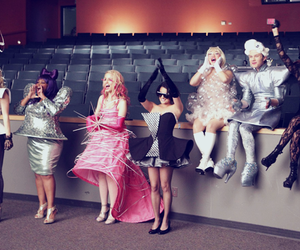 glee, Lady gaga, and gaga image