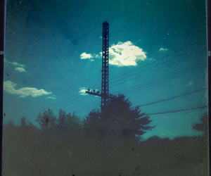 blue, lomo, and indie image