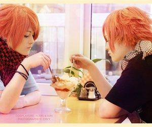 cosplay, ouran, and twins image
