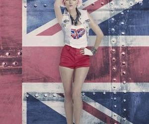 british, model, and ANTM image