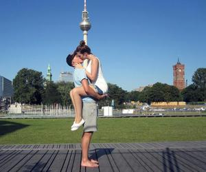 berlin, tv tower, and cute image