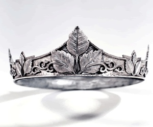 crown, narnia, and silver image