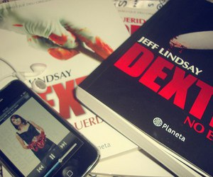 book, bmth, and Dexter image