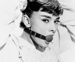 audrey hepburn, photography, and black and white image