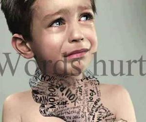 words, hurt, and cry image