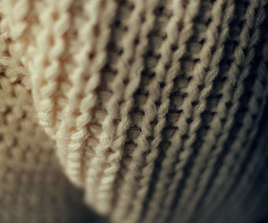knitted, sweater, and photography image