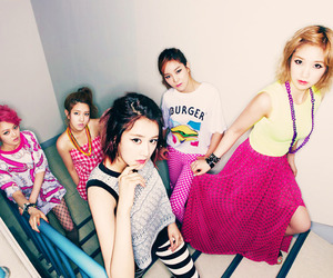 spica, girl, and kpop image
