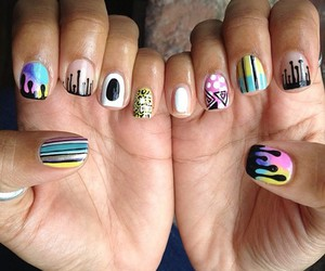 nails, amazing, and nail art image